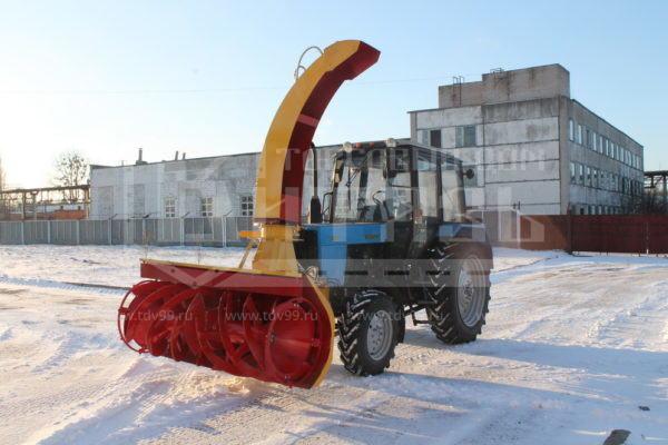Купить Снегоочиститель на МТЗ 82 - Цена снижена!