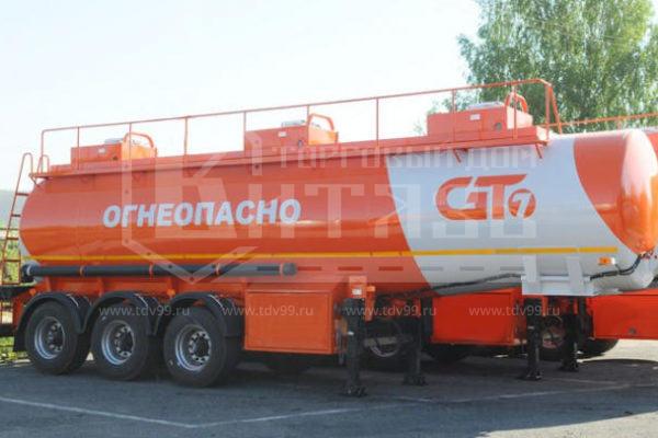 Купить Полуприцеп цистерна бензовоз ППЦ 28 - ППЦ 50 - Цена снижена!