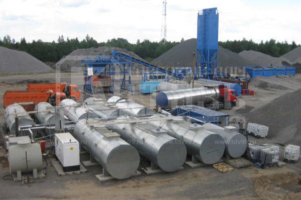 Купить Завод по производству битумной эмульсии - Цена снижена!