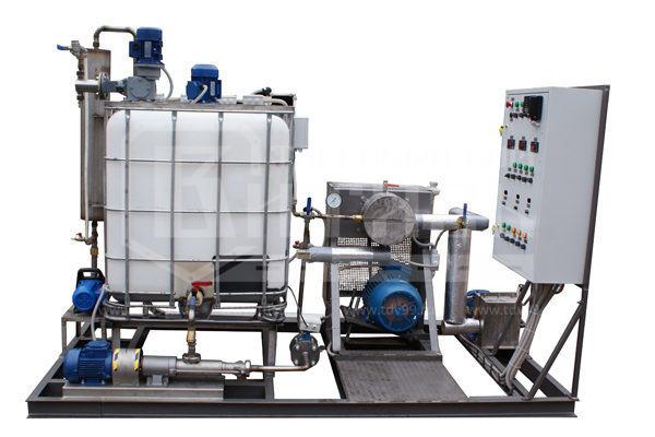 Купить Установка для производства битумной эмульсии производительностью 1000 л/ч «Бастион – ЭУ» - Цена снижена!