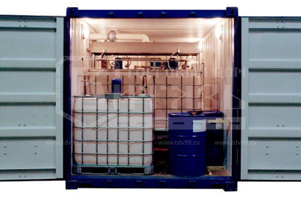 Купить Установка для производства битумной эмульсии производительностью 3000 л/ч - Цена снижена!