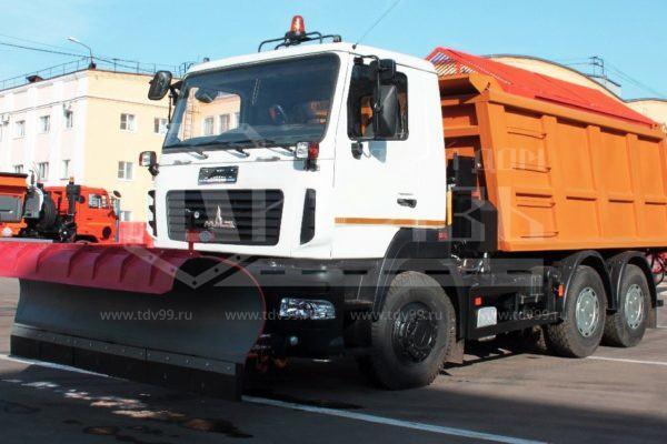 Купить Комбинированная дорожная машина КДМ ЭД 244А1 - Цена снижена!