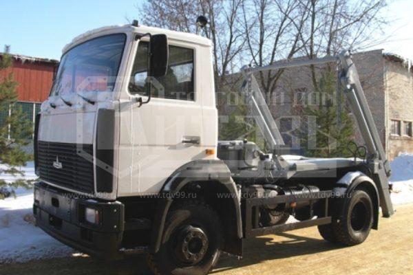 Купить Мусоровоз контейнерный КО 450-08 - Цена снижена!