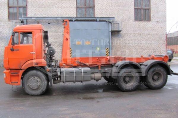 Купить Мусоровоз контейнерный КО 452-13 - Цена снижена!
