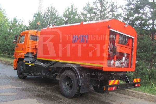 Купить Каналопромывочная машина КО 564-20 - Цена снижена!