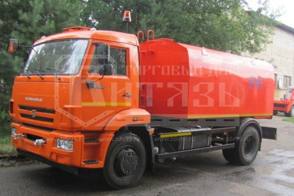 Купить Каналопромывочная машина КО 564 - Цена снижена!