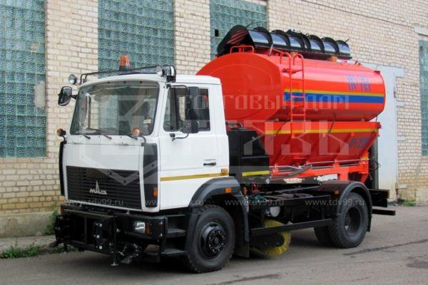 Купить Комбинированная дорожная машина КДМ КО 713Н-40 - Цена снижена!