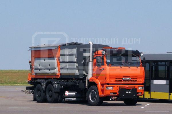 Купить Комбинированная дорожная машина МКДУ 3 КАМАЗ 6520 - Цена снижена!