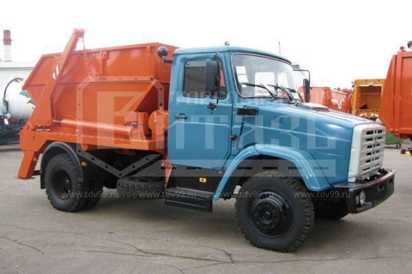 Купить Мусоровоз контейнерный КО 440АД - Цена снижена!