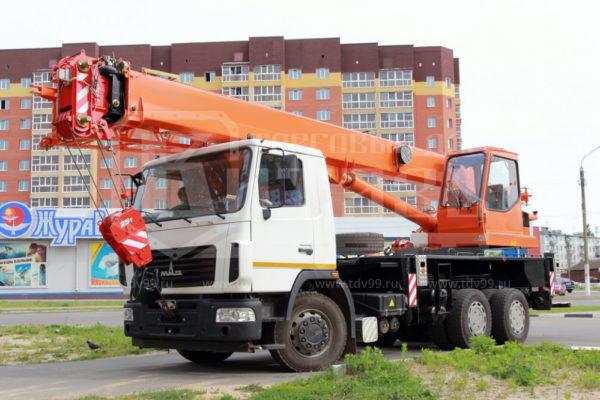 Купить Автокран МАЗ 25т 23,9м- Цена снижена!