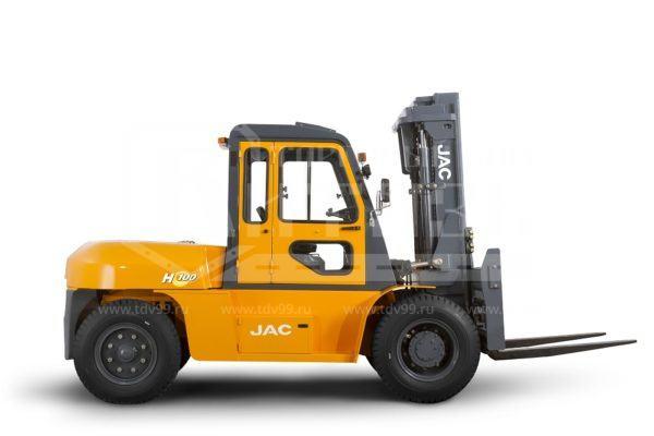 Купить Дизельный погрузчик JAC CPCD 100 - Цена снижена!