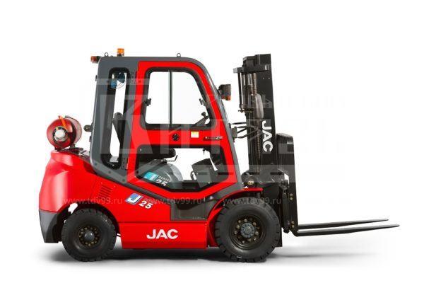 Купить Дизельный погрузчик JAC CPCD 25 - Цена снижена!