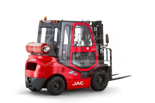 Купить Бензиновый погрузчик JAC CPQD 25 - Цена снижена!