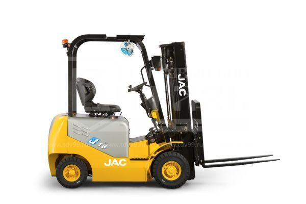 Купить Электропогрузчик JAC CPD 18 EURO BC/АС - Цена снижена!