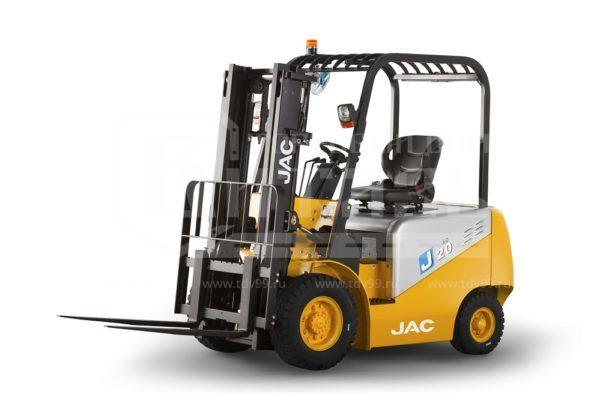 Купить Электропогрузчик JAC CPD 20 EURO BC/АС - Цена снижена!