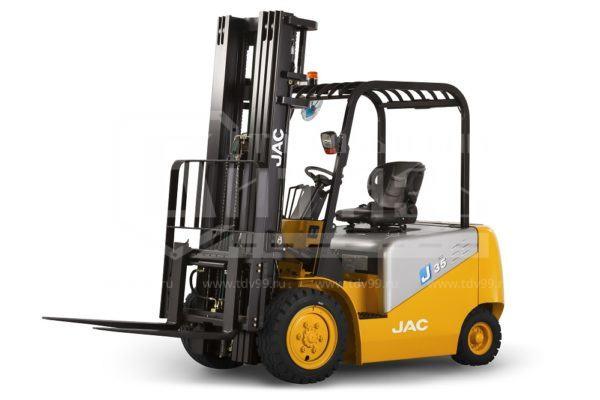 Купить Электропогрузчик JAC CPD 35 EURO BC/АС - Цена снижена!