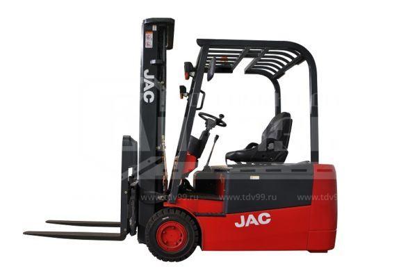Купить Электропогрузчик JAC CPD 15 SA3 - Цена снижена!