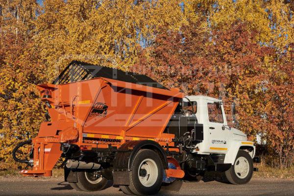 Купить Комбинированная дорожная машина КДМ 3309 ГАЗ - Цена снижена!