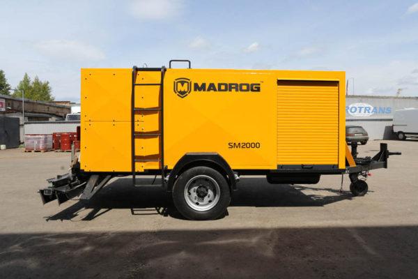 Купить Автогудронатор Madrog SM2000 Прицепной - Цена снижена!