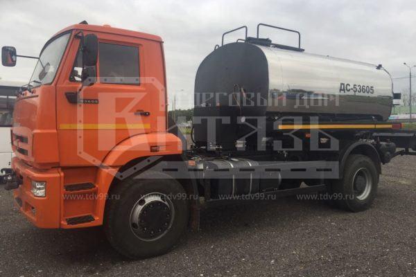 Купить Автогудронатор ДС 53605 КАМАЗ - Цена снижена!